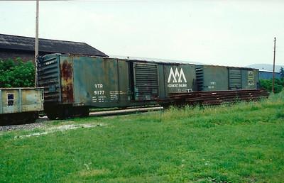VTR - Vermont Railway