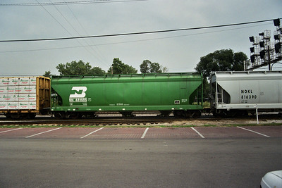 Freightcars - Covered Hoppers