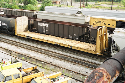 Freightcars - Flatcars (non-intermodal)