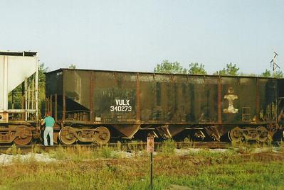 Freightcars - Open Hoppers