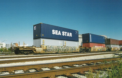Freightcars - Intermodal freightcars