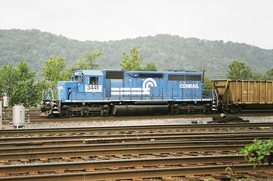 PRR - Pennsylvania RR (Norfolk Southern)