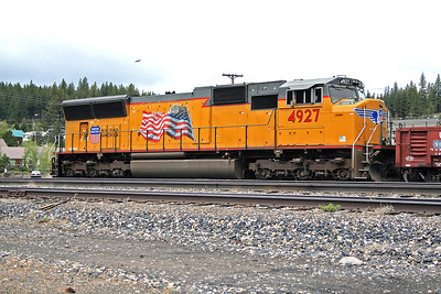 UP - Union Pacific