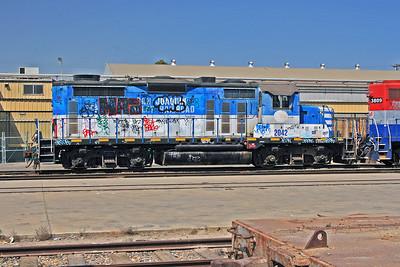 SJVR - San Joaquin Valley Railroad
