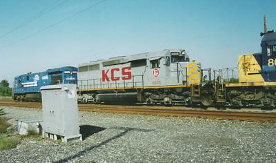 KCS - Kansas City Southern
