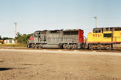 SSW - Cotton Belt (Union Pacific)