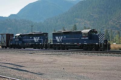 MRL - Montana Rail Link