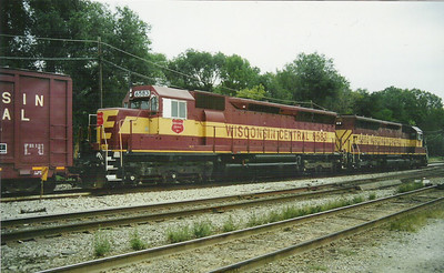 WC - Wisconsin Central Ltd (Canadian National)