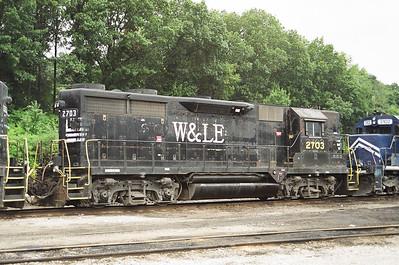 WE - Wheeling & Lake Erie