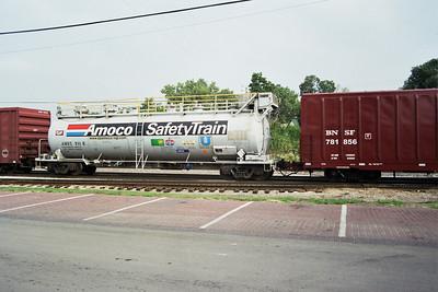 Freightcars - Tank cars