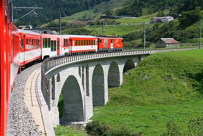 Europe - Swiss Railways