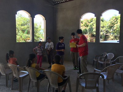 Spring Break service trip to Nicaragua