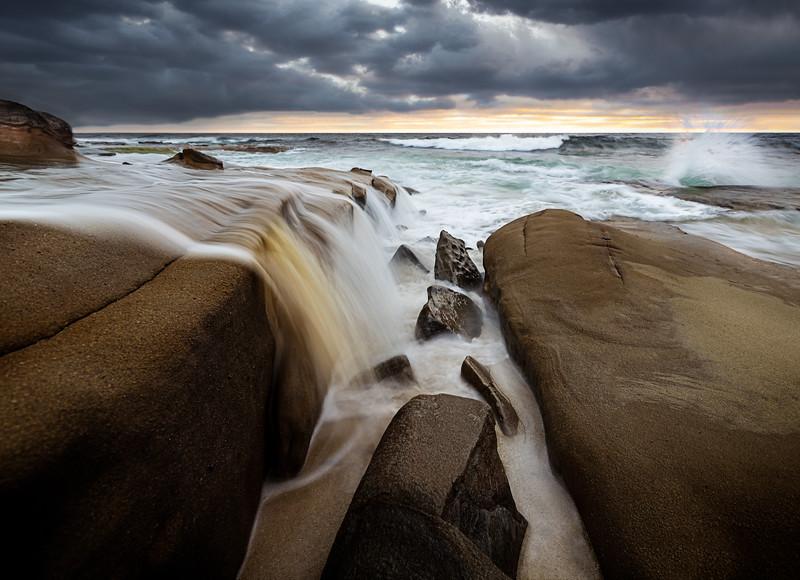 Seaside Erosion