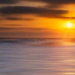 Golden Wave Blur