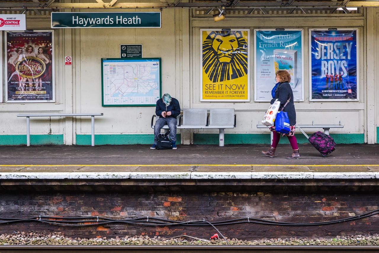 17th anniversary - haywards heath