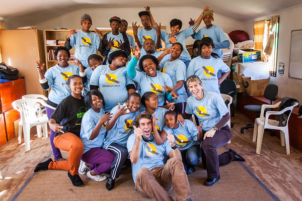 Project South Africa 2013