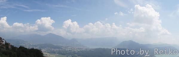 near Lugano