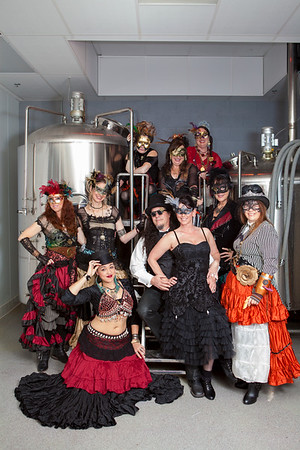 Steam Punk Masquerade Ball