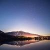Stars over Whistler Blackcomb
