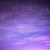 Night sky over Osoyoos, BC