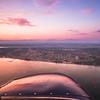 Sunset over White Rock, BC