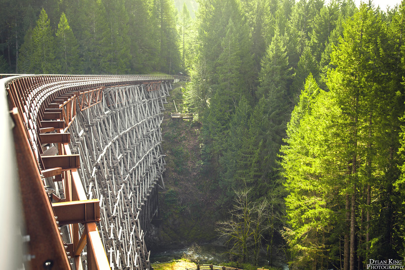 Kinsol trestle bridge