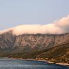 Zuid-Afrika; SouthAfrica; Hermanus; Stormy clouds
