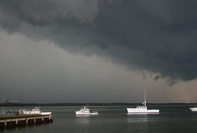 Seabrook NH Thunder Storm