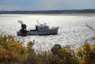 boat in hampton