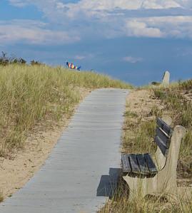 beach walkway flG