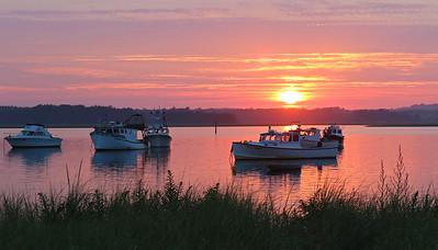 Seabrook, NH Harbor