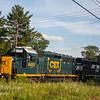 CSX 4451 and NS 5271 heading north through Vineland NJ  7-24-2017  (C) Edan Davis Photography  (2)