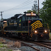 Winchester and Western 445 and 475 heading along the Blvd  with 576 and 732 trailing  Vineland NJ  5-23-2017  (C) Edan Davis Photography  (1)