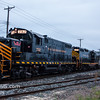 Winchester and Western 445 and 475 heading along the Blvd  with 576 and 732 trailing  Vineland NJ  5-23-2017  (C) Edan Davis Photography (2)