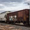 CSX 4451 with NS 5290 trailing, heading South through Vineland NJ, 01-19-2017  (C) Edan Davis Photography  (2)