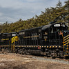 Winchester and Western CM-19 arriving at US Silica, Downe Twp  NJ  2-19-2018, (C) Edan Davis Photography  (7)
