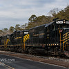 Winchester and Western CM-19 arriving at US Silica, Downe Twp  NJ  2-19-2018, (C) Edan Davis Photography  (3)