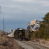 Winchester and Western CM-19 arriving at US Silica, Downe Twp  NJ  2-19-2018, (C) Edan Davis Photography  (4)