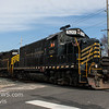 Winchester and Western 520, 445, and 475, crossing North Ave  Cedarville NJ, 02-14-2018, (C) Edan Davis Photography  (4)