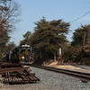 Winchester and Western 520, 445, and 475, crossing North Ave  Cedarville NJ, 02-14-2018, (C) Edan Davis Photography  (2)