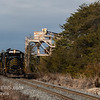Winchester and Western CM-19 arriving at US Silica, Downe Twp  NJ  2-19-2018, (C) Edan Davis Photography  (5)