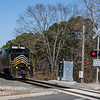 Winchester and Western SW-15, crossing Kates Blvd  3-15-2018, (C) Edan Davis Photography  (1)
