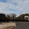 Winchester and Western CM-19 crossing Shaws Mill Rd  with 520, 445, and 475 in the lead  2-19-2018, (C) Edan Davis Photography  (5)