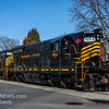 Winchester & Western, 954 and 475 crossing N  5th St  Millville NJ, 03-08-2017  (C) Edan Davis  (3)