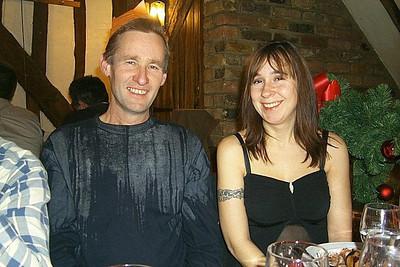 Wayne & Jo Xmas 2005