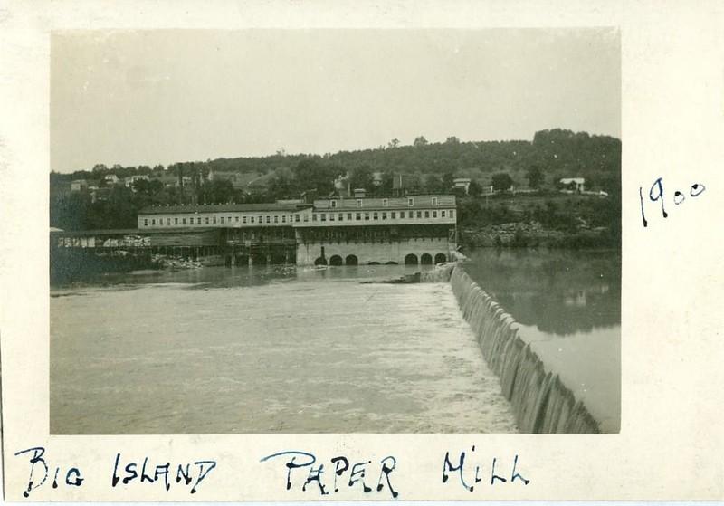 Paper Mill at Big Island VA (07467)