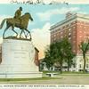 Jackson Statue in Charlottesville VA (07469)