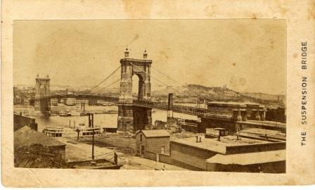 Cincinnati Suspension Bridge (01799)