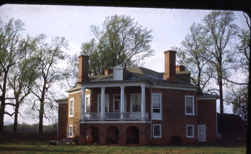 Poplar Forest Back View  (09736)