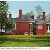 Postcard of Poplar Forest   II  (02448)